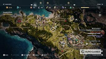 Assassin's Creed Odyssey - Hound Docked, Happy Hour riddle solutions