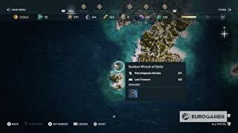 Assassin S Creed Odyssey Karte.Assassin S Creed Odyssey Needle In A Haystack Grave Discovery