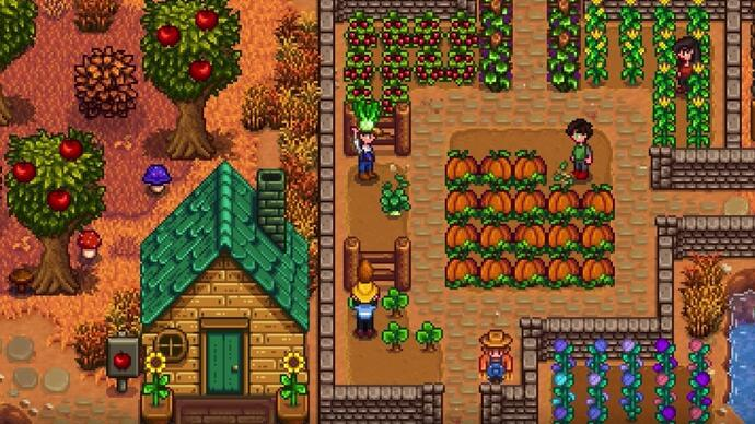 "Stardew Valley's multiplayer update for Switch is ""finished"", now in testing"
