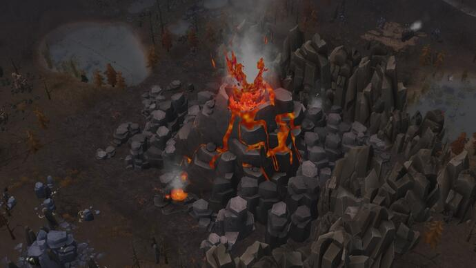 Viking-themed RTS Northgard just got a major free end-of-the-world expansion