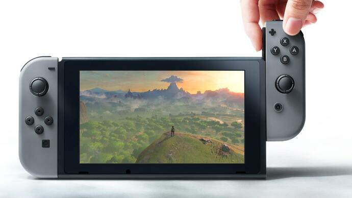 Nintendo to launch updated Switch next year - report