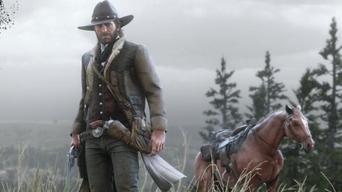 PS4 owners get a timed-exclusive Red Dead Redemption 2 horse