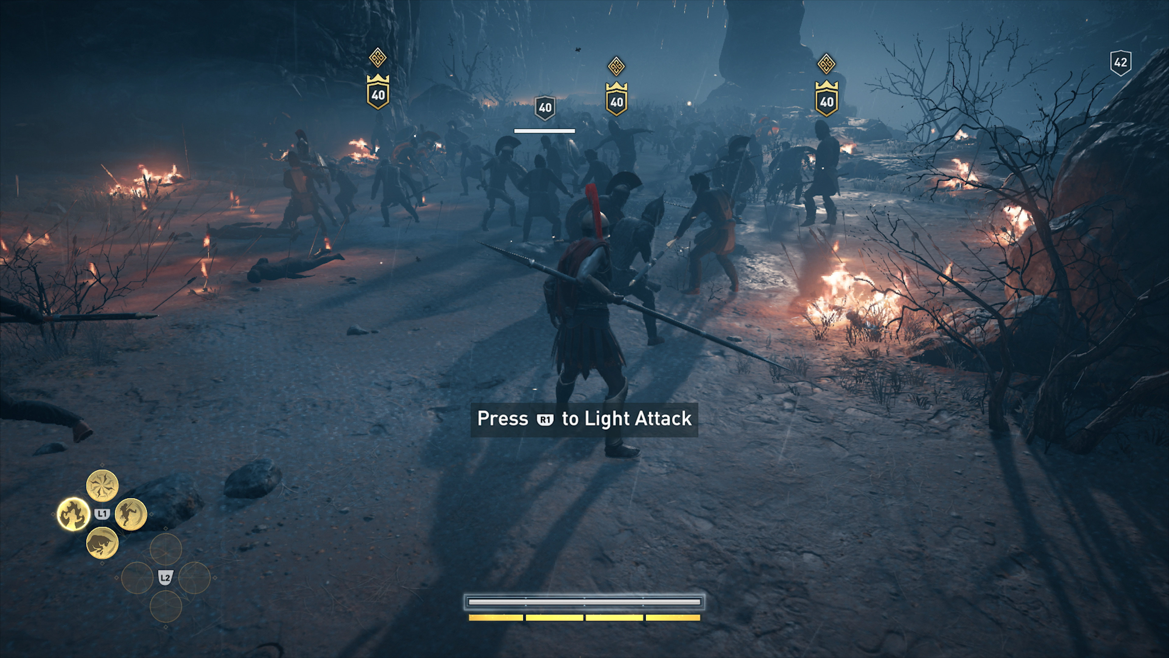 Why Assassin's Creed Odyssey is best played on PS4 Pro and Xbox One