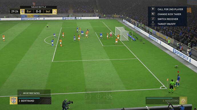 Image result for fifa 19 set pieces