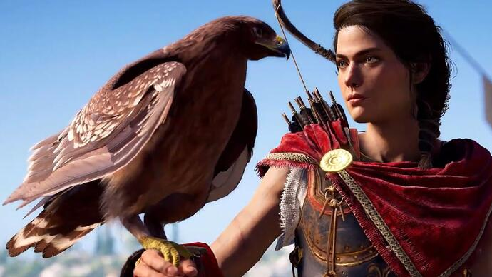 Why Assassin's Creed Odyssey is best played on PS4 Pro and Xbox OneX