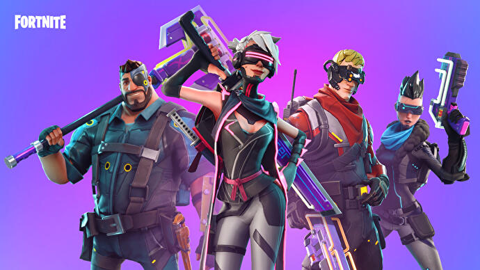 Fortnite_Cyberpunk_heroes
