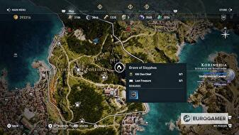 Assassin S Creed Odyssey Rock And Roll Riddle Solution And Where To Find The Diolkos West Ramp Tablet Eurogamer Net