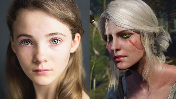 Netflix 39 S The Witcher Tv Series Has Cast Its Yennefer And