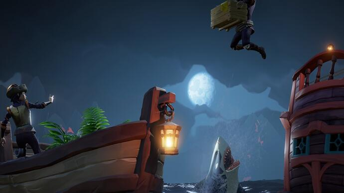 Sea of Thieves' latest update expands the divisive Merchant Alliance with new Cargo Runs
