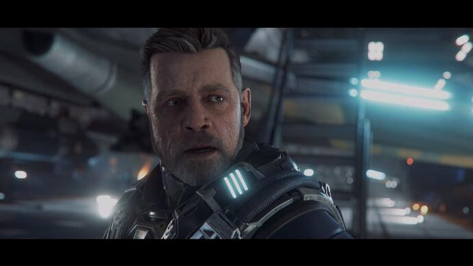 Flashy new Star Citizen trailer Hamills it up