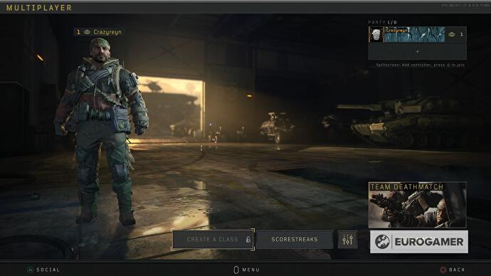 black ops 4 how to unlock create a class in multiplayer eurogamer net