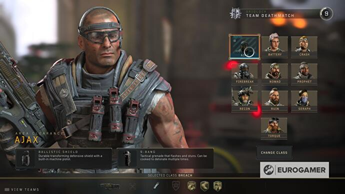 Black Ops 4: How to unlock Create a Class in multiplayer