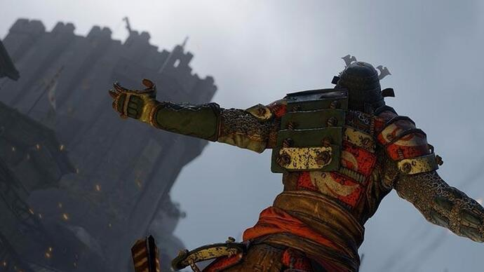 For Honor's Marching Fire expansion includes 'graphical enhancements' to lighting, weather, andtextures