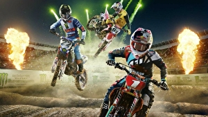 Monster Energy Supercross   The Official Videogame 2 annunci