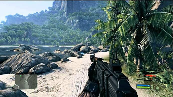Three Crysis games now backwards compatible on Xbox One