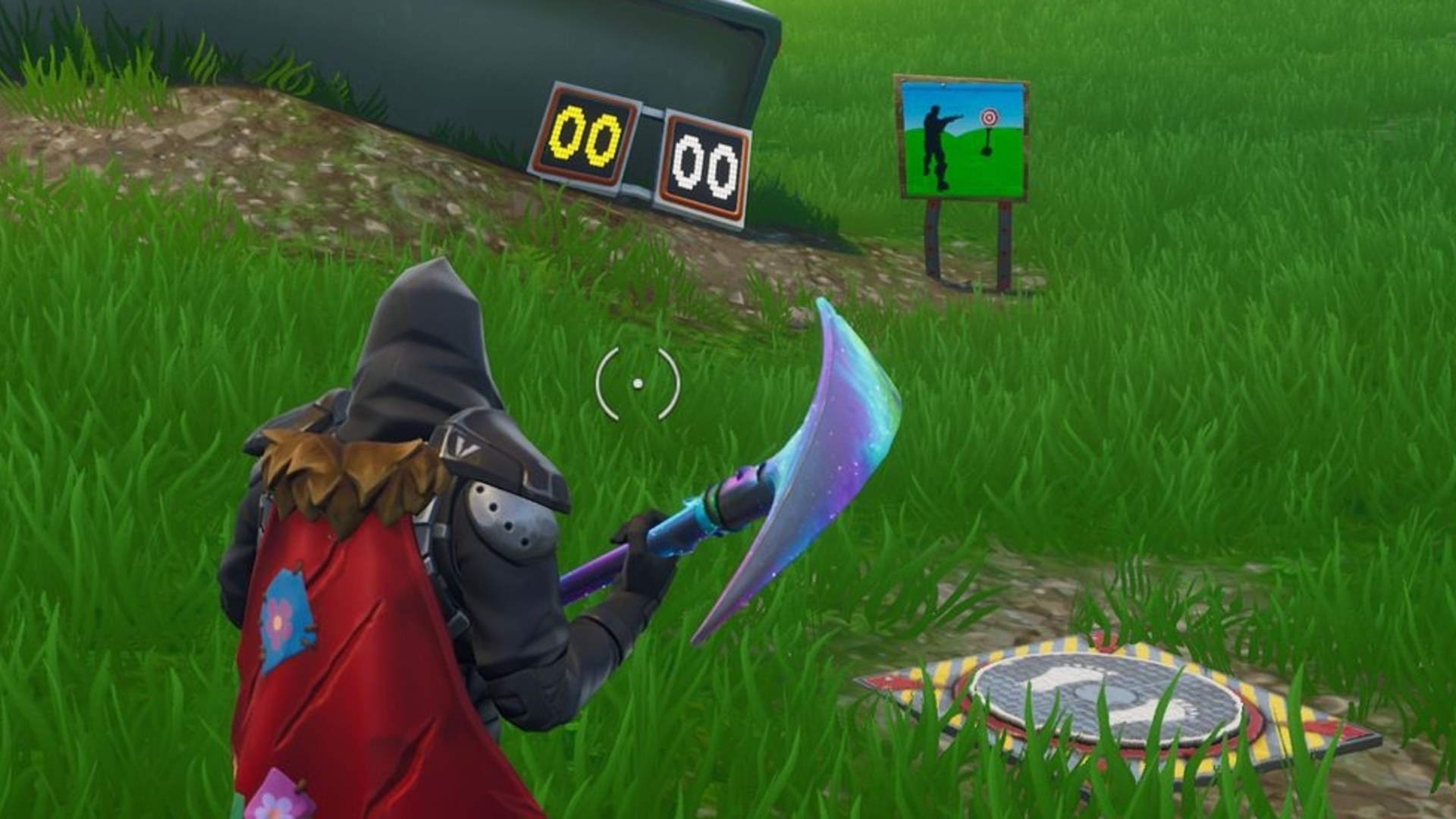 Fortnite Shooting Gallery Locations Where To Shoot Targets At