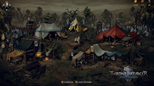 Thronebreaker: The Witcher Tales si mostra nel nuovo gamepla