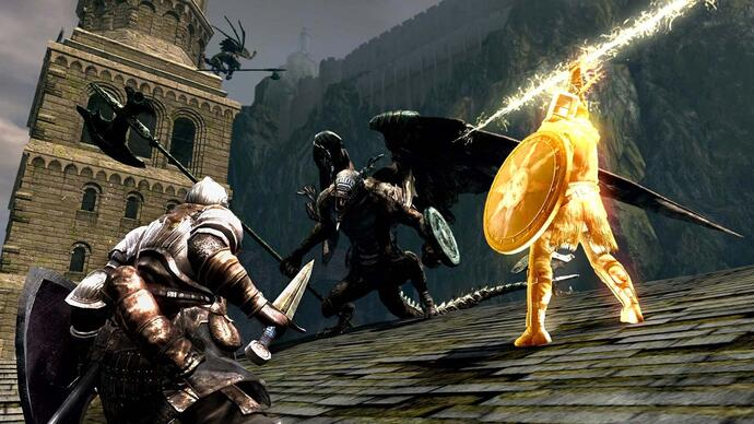 Torniamo a Lordran con il trailer di lancio di Dark Souls: Remastered per Nintendo Switch