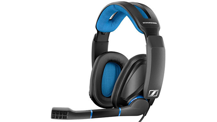These closed-back wired gaming headphones from Sennheiser offer  best-in-class sound quality and out-of-the-box compatibility with the Xbox  One b717e533e0