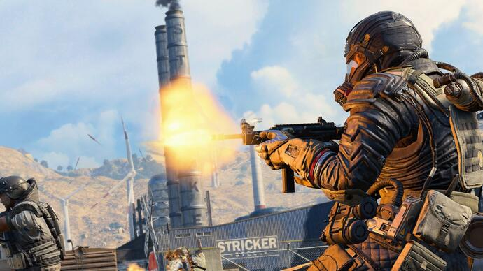 Report: Call of Duty: Black Ops 4 server rates are a third of what they were in thebeta
