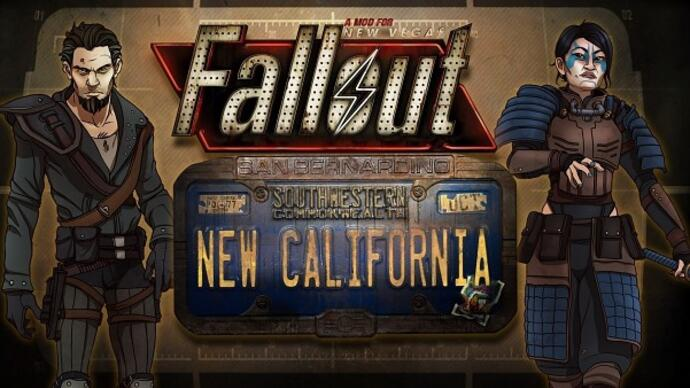 Fallout New California mod launches after seven years in development