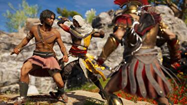 Now You Can Unlock Bayek In Assassin S Creed Odyssey Eurogamer Net