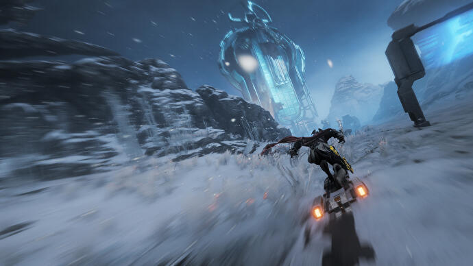 Warframe's Fortuna update won't repeat