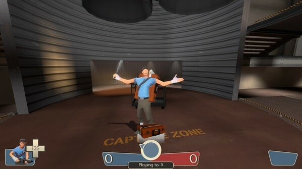 Team Fortress 2 mod reverts the game to 2008 - and it's coming to