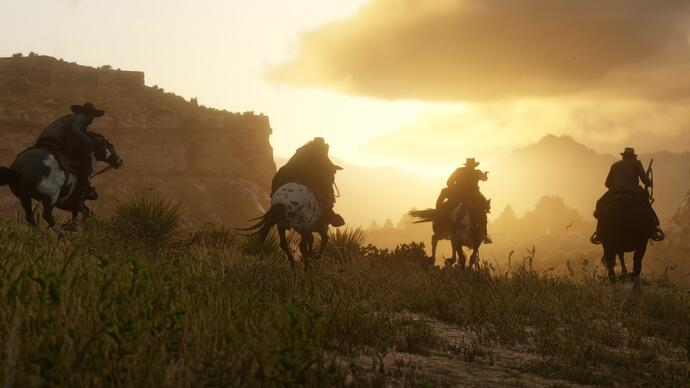 Hoe groot is de Red Dead Redemption 2 Day 1 patch?