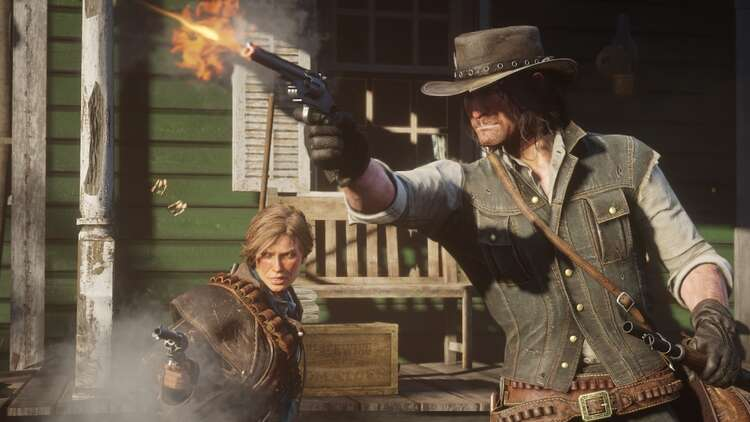 Red Dead Redemption 2 Looks And Plays Best On Xbox One X Eurogamer Net