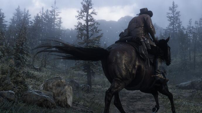 Comparativa de Red Dead Redemption 2