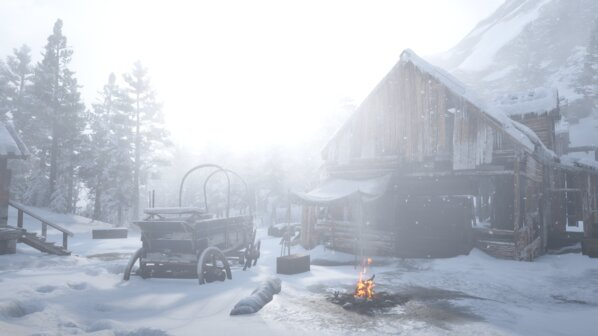 Red Dead Redemption 2's HDR support seems to serve no real