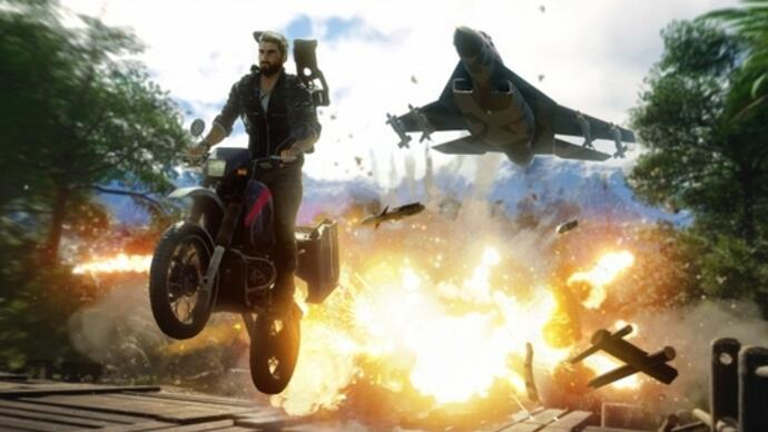 "Just Cause 4 si mostra nel ""Panoramic Trailer"" in 4K"