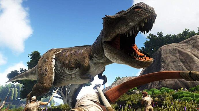Ark: Survival Evolved gets a November release date onSwitch