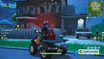 Fortnite Ghost Decoration locations: Where to find Ghost ...