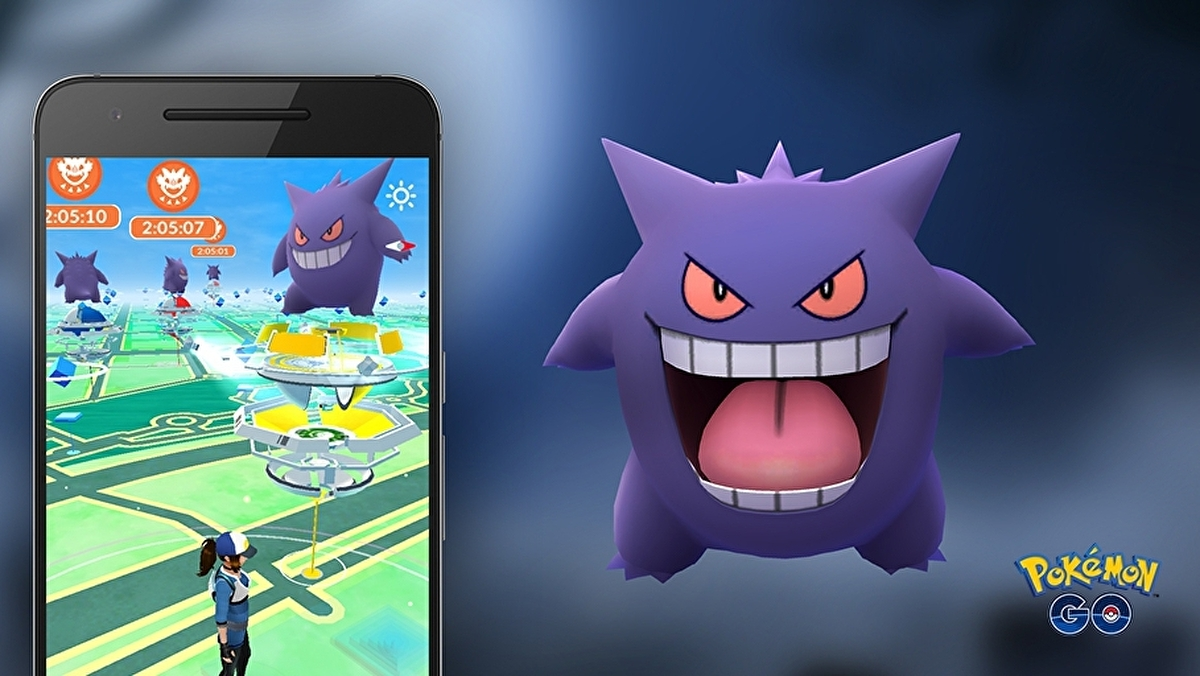 Pokémon Go Gengar Day start time, Lick and Psychic moves and