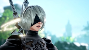 2B from Nier: Automata confirmed for Soulcalibur 6