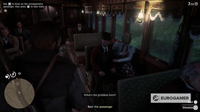 Red Dead Redemption 2 - Pouring Forth Oil, A Fisher of Men