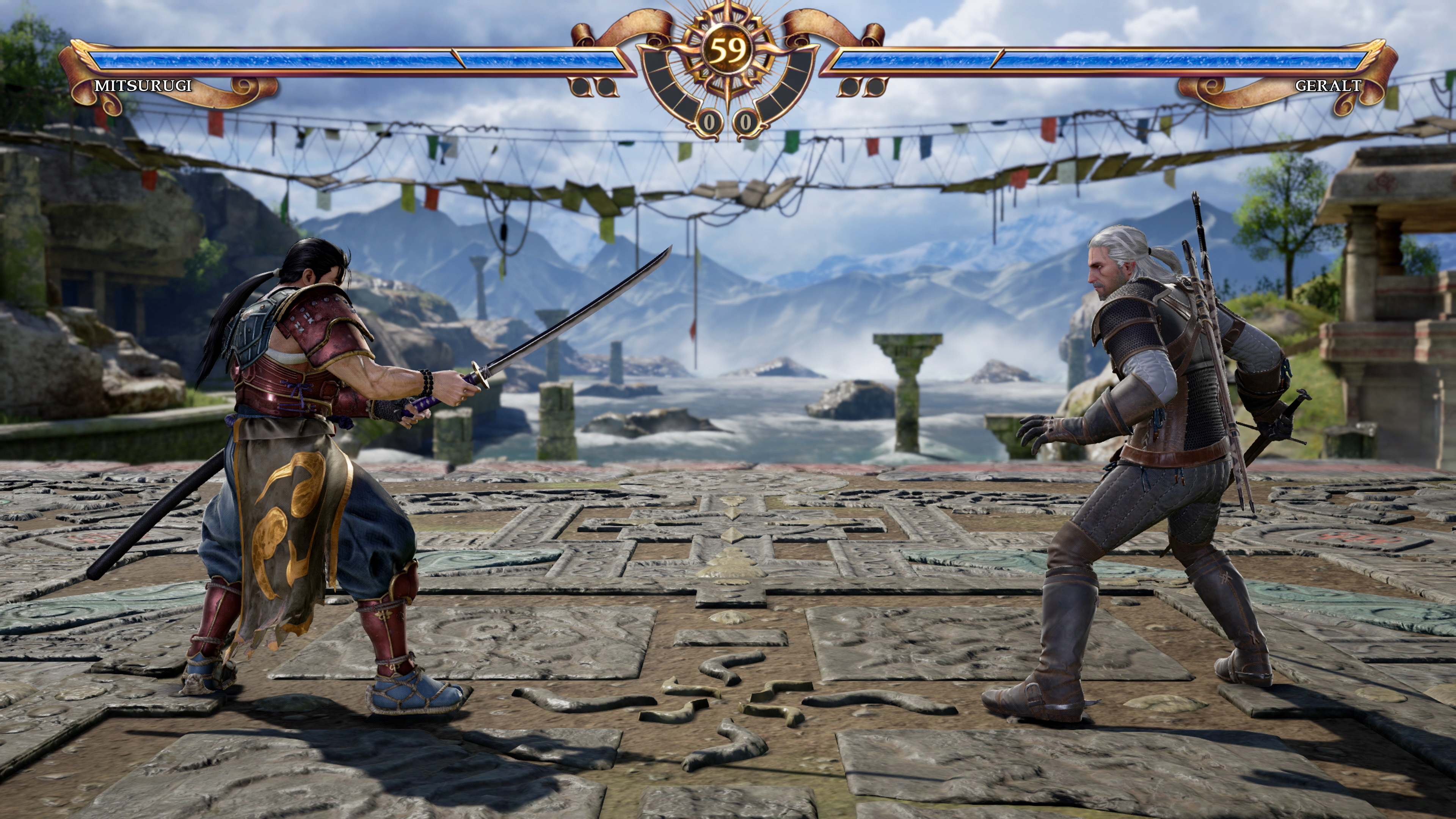 Soulcalibur 6 analysis: every version tested • Eurogamer net