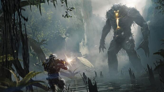 Anthem recebeu novo gameplay na Paris Games Week