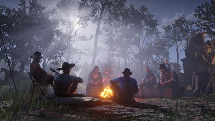Rockstar trumpets $725m Red Dead Redemption 2 sales