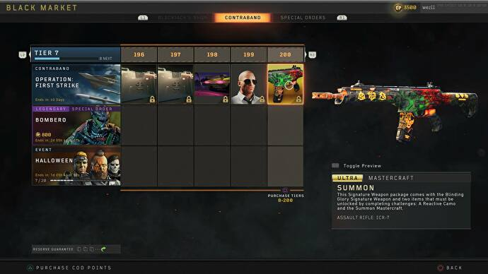 Call of Duty: Black Ops 4 now has microtransactions - and they're
