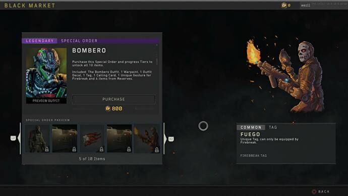 Call of Duty: Black Ops 4 now has microtransactions - and