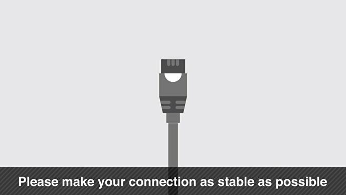 Nintendo recommends using a wired connection to play Super