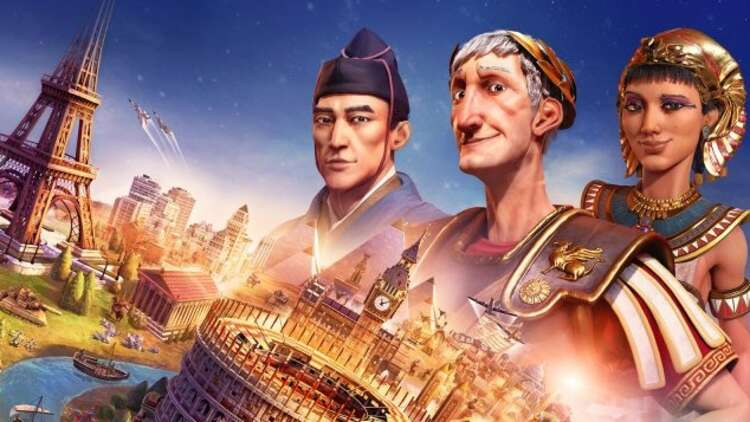 Civilization 6 on Switch does not have online multiplayer