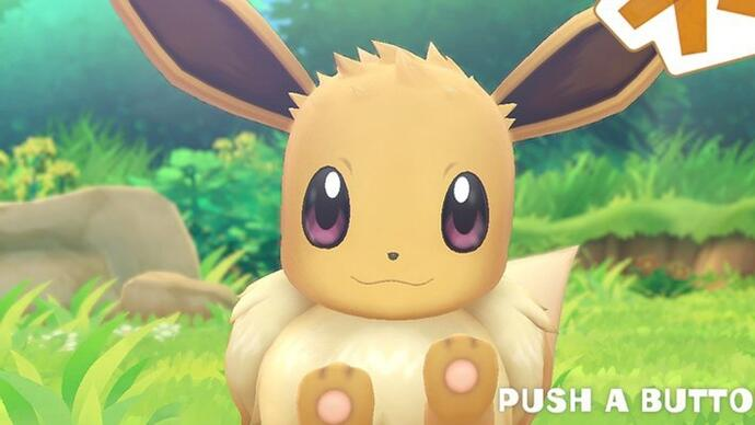 Quase 40 minutos de gameplay de Pokémon: Let's Go