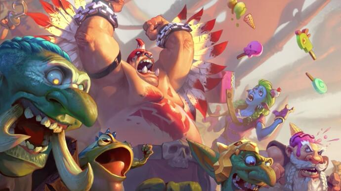 Blizzard confirms troll-themed Rastakhan's Rumble as next Hearthstone expansion