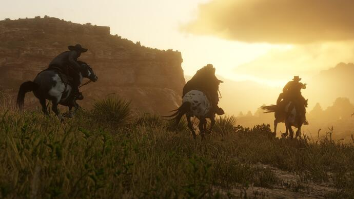 Red Dead Redemption 2 sales continue strongly