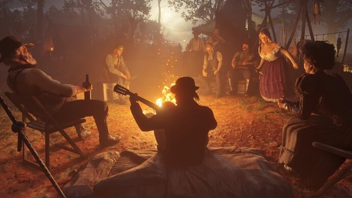 Rockstar werkt aan patch voor 'camp bug' in Red Dead Redemption 2