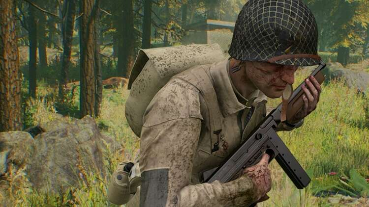 Battalion 1944 Developer Making Something New For Square Enix Eurogamer Net